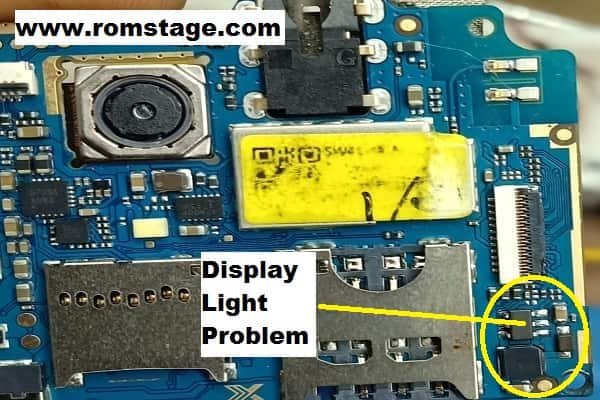 Android mobile display light problem solution - Romstage